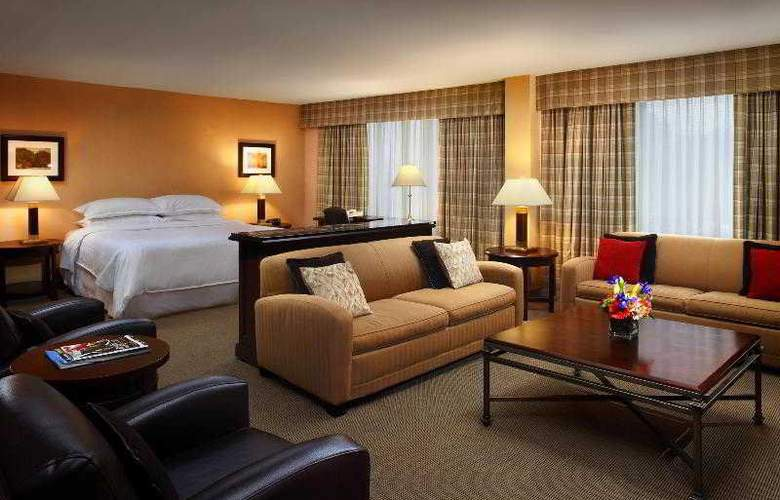 Sheraton Centre Toronto - Hotel - 8