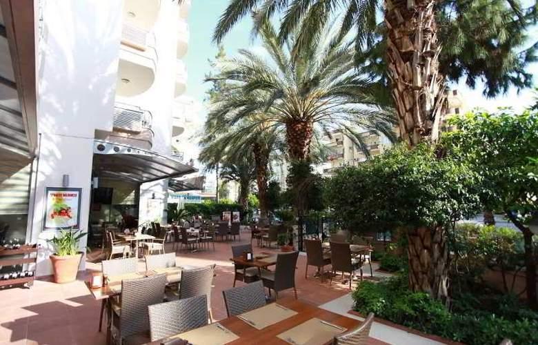 Elite Orkide Suite Hotel - Terrace - 21