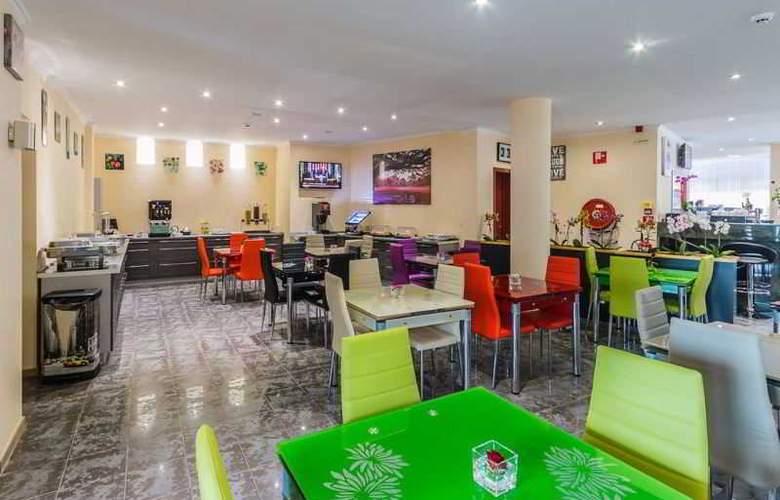 Slina Hotel Brussels - Restaurant - 14