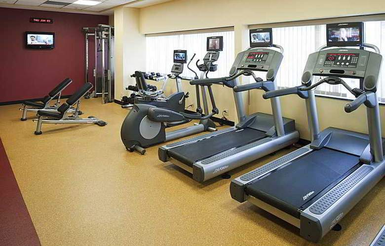 Courtyard By Marriott Alexandria - Sport - 5