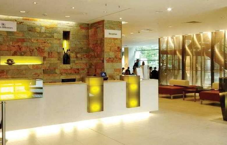 Hilton London Canary Wharf - General - 1