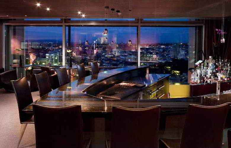 Innside Frankfurt Eurotheum - Bar - 22