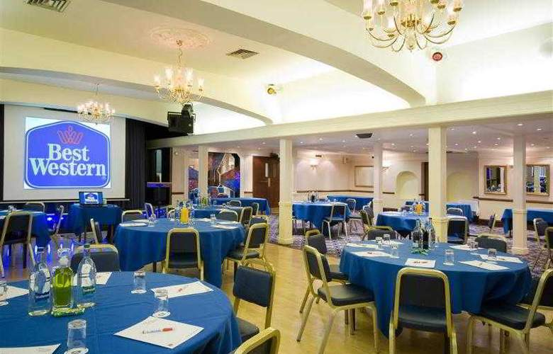 Best Western Calcot - Hotel - 83