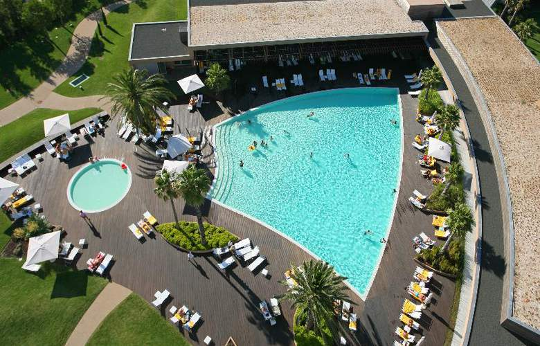 Aqualuz TroiaMar Suite Hotel Apartamentos - Hotel - 12