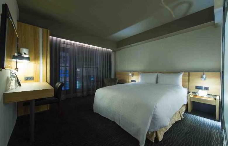 Simple+ Hotel Taipei - Room - 7