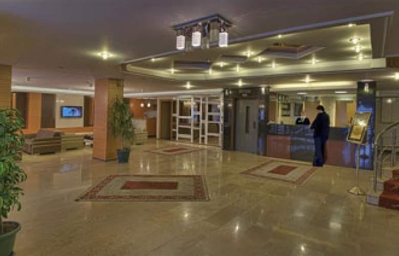Grand Sagcanlar Hotel - Hotel - 1