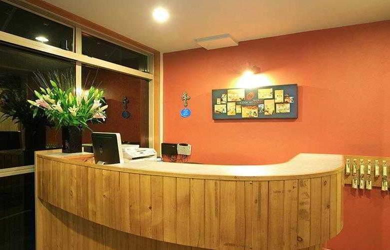 Best Western Cranbury Court - Hotel - 1