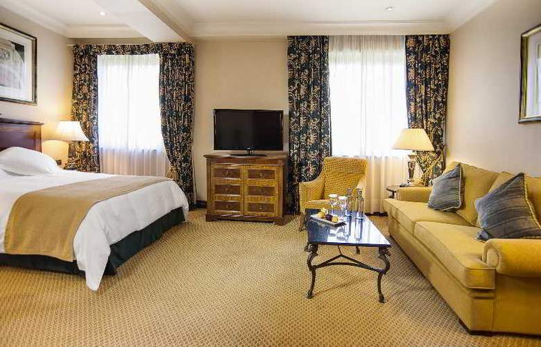 Intercontinental Madrid - Room - 9