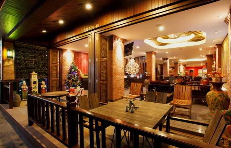 Tanawan Phuket Hotel - Restaurant - 6
