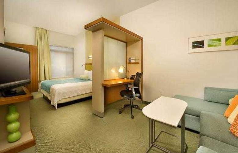 SpringHill Suites San Antonio Medical Center - Hotel - 13