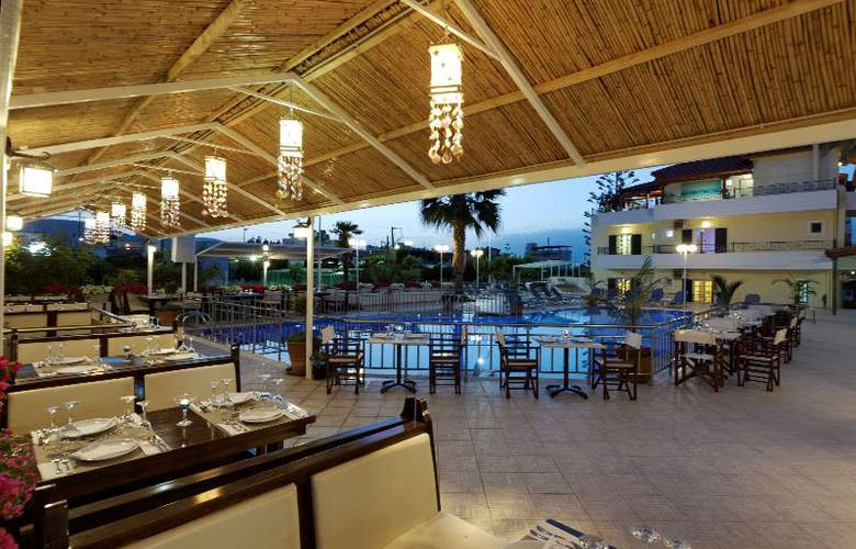 Philoxenia Hotel and Apartments - Pool - 14
