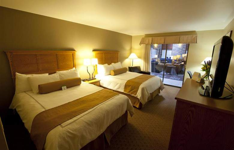 Best Western Plus Grantree Inn - Room - 79