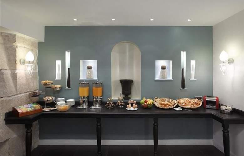 Best Western Premier Louvre Saint-Honoré - Restaurant - 17