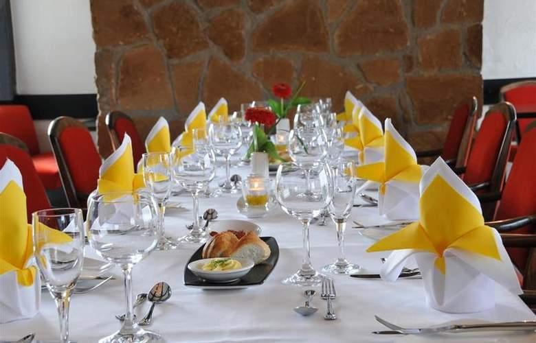 Best Western Leoso Hotel Leverkusen - Restaurant - 88