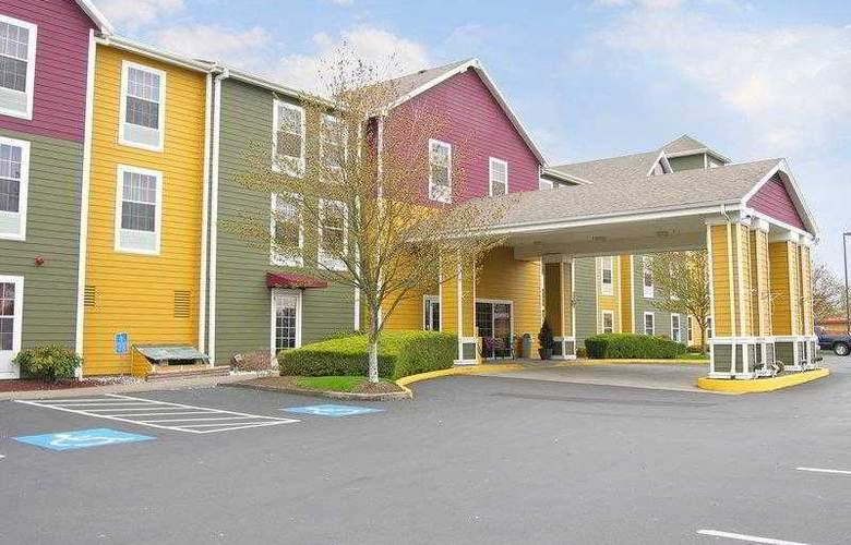Best Western Woodburn - Hotel - 1
