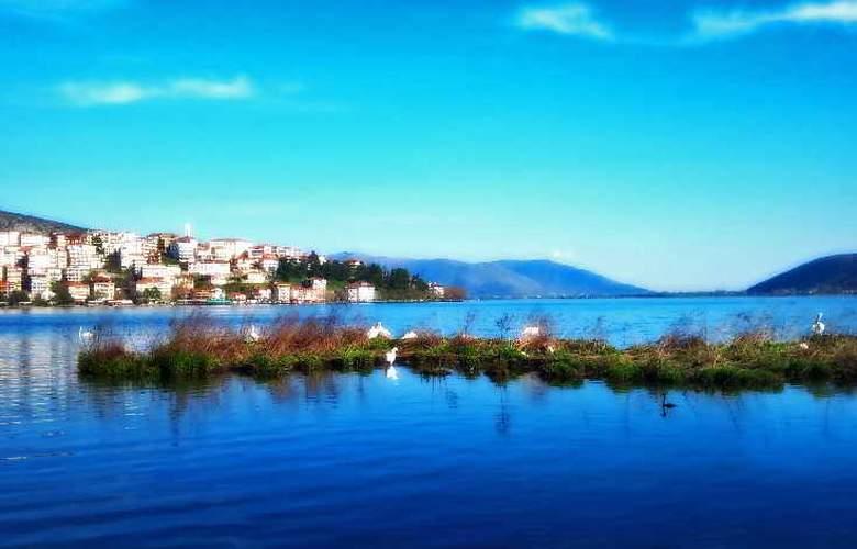 Afkos Grammos Resort - Hotel - 8