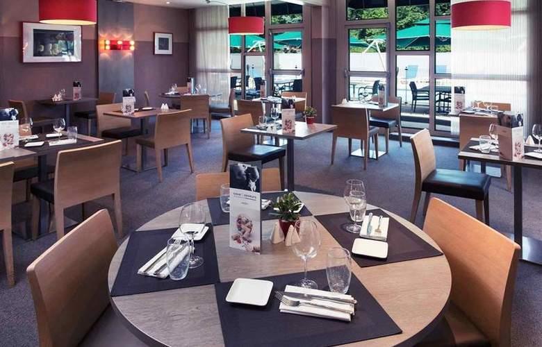 Mercure Strasbourg Aéroport - Restaurant - 46