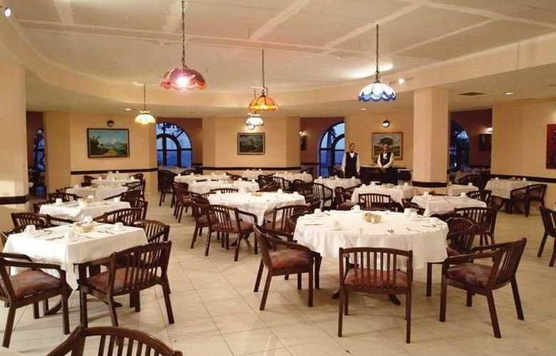 Nacional de Cuba - Restaurant - 5