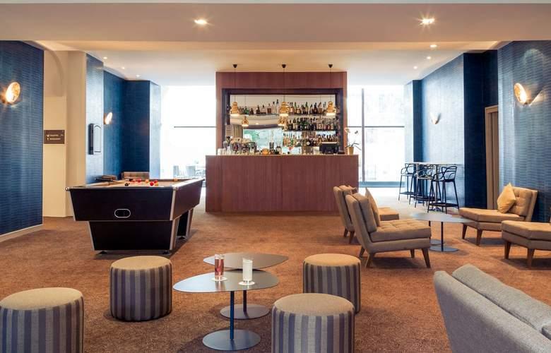 Mercure Brides-Les-Bains Grand Hôtel Des Thermes - Bar - 2