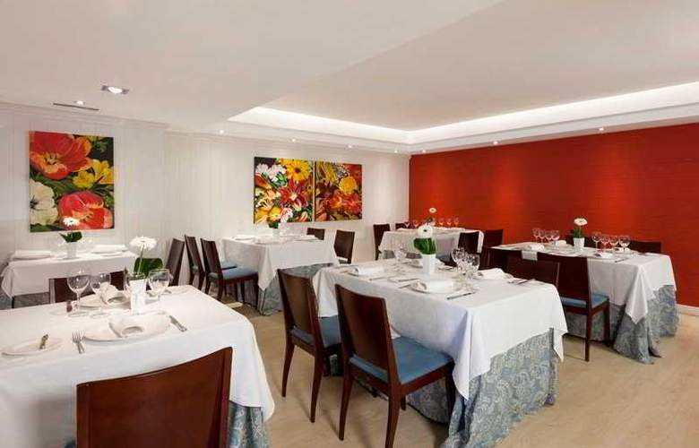 Cristina Las Palmas Hotel - Restaurant - 6