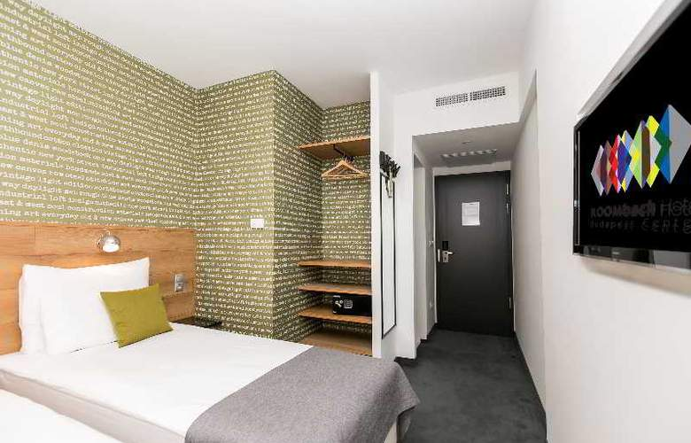 Roombach Hotel Budapest Center - Room - 18