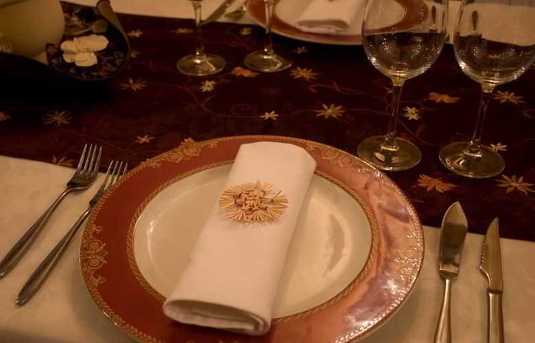 Hospederia Pico del Fraile - Restaurant - 20