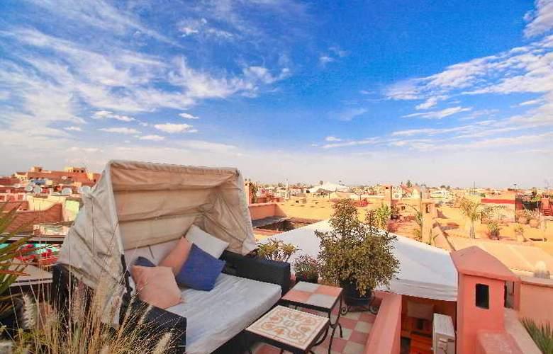 Riad El Grably - Terrace - 29