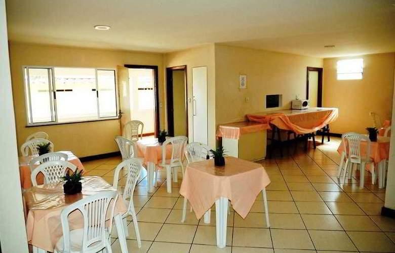 Hotel Praia Dos Artistas - Restaurant - 2