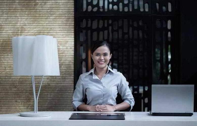 Pullman Putrajaya Lakeside - Hotel - 52