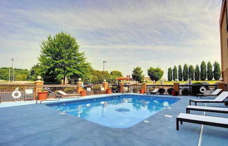 Hampton Inn Eden - Pool - 33