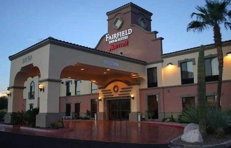 Fairfield Inn & Suites Tucson North/Oro Valley - Hotel - 0