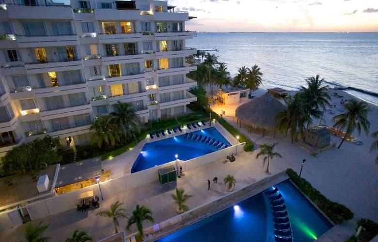Ixchel Beach Hotel - Hotel - 14
