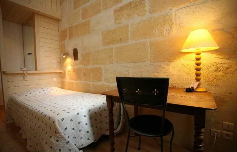 QUALYS-HOTEL LA TOUR INTENDANCE - Room - 14