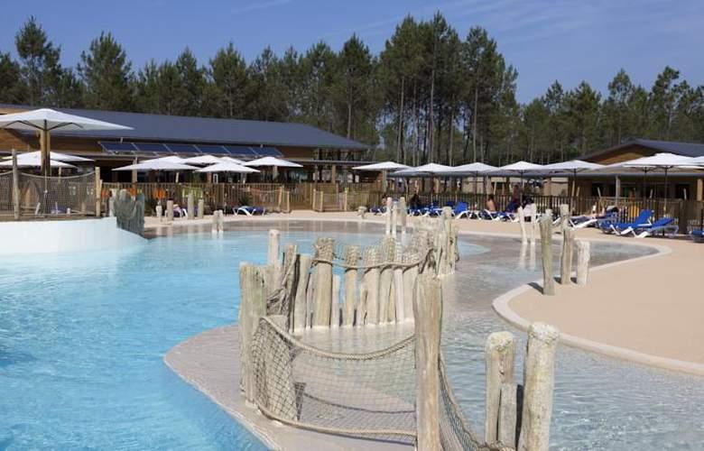 Camping Sandaya Soustons Village - Pool - 3