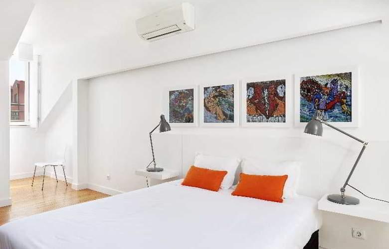 Hello Lisbon Santos Apartments - Room - 8