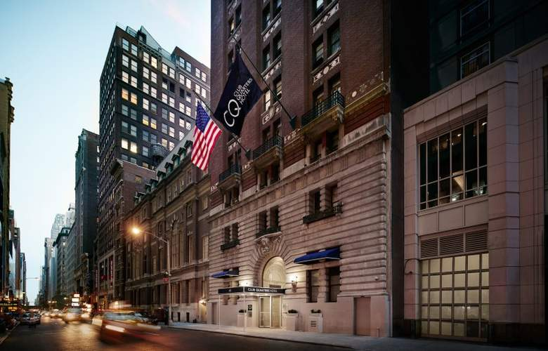 Club Quarters Midtown - Times Square - Hotel - 0