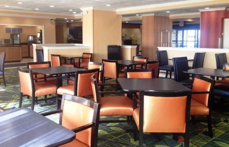 Red Roof Inn & Suites Atlantic City - Restaurant - 2