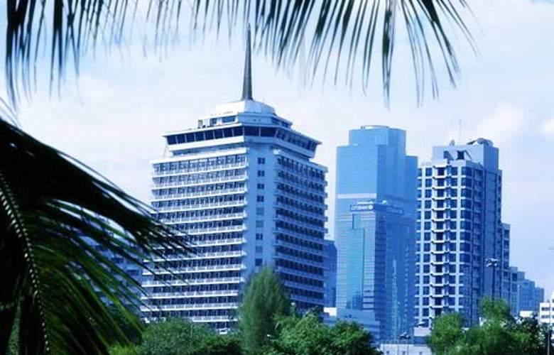 Dusit Thani Bangkok - Hotel - 0