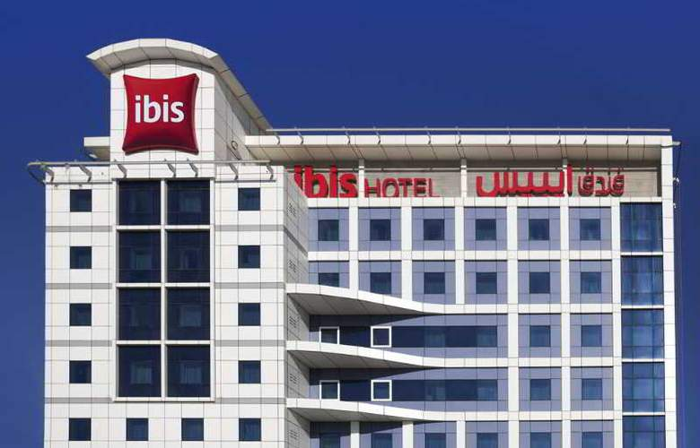 Ibis Dubai Al Barsha - Hotel - 1