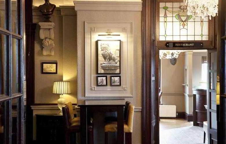 BEST WESTERN Braid Hills Hotel - Hotel - 170