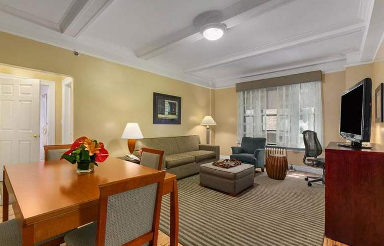 Best Western Plus Hospitality House - Apartments - Room - 100