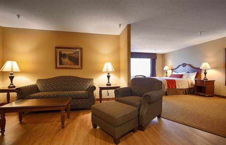 Best Western Dubuque Hotel & Conference Center - Room - 103