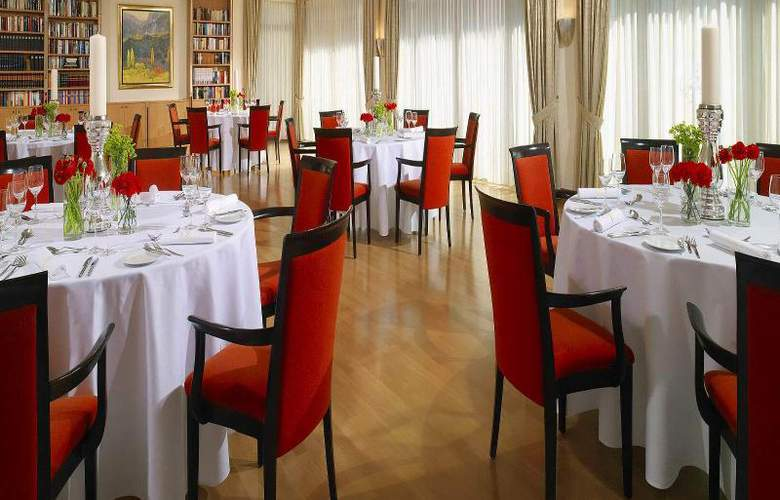 Arabella Sheraton Hotel Carlton - Restaurant - 8