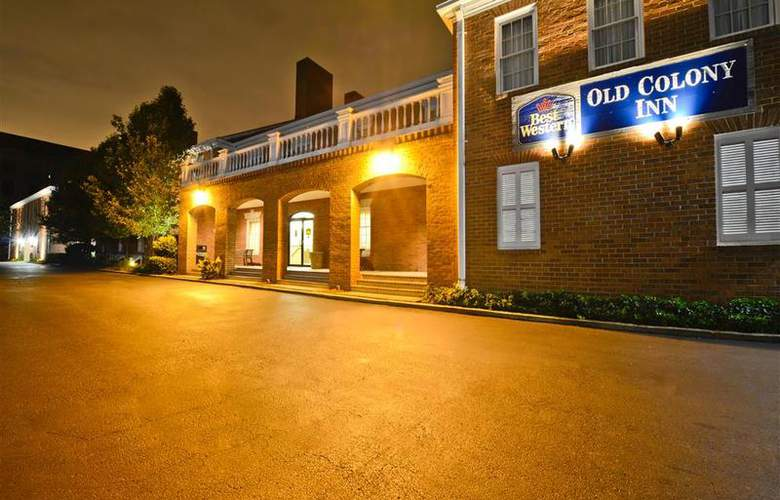 Best Western Old Colony Inn - Hotel - 43
