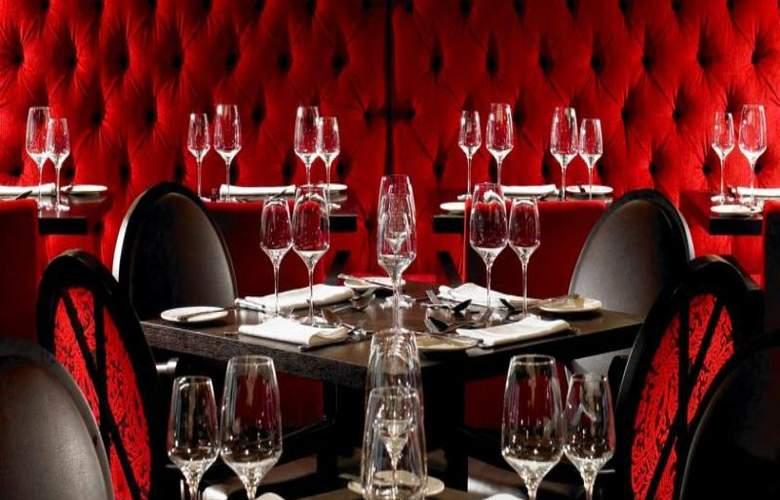 York Marriott - Restaurant - 11