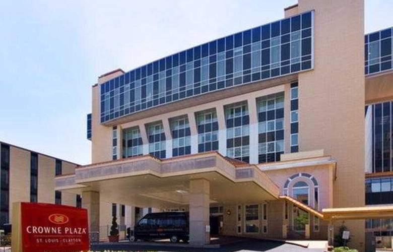 Crowne Plaza St Louis Clayton - Hotel - 0