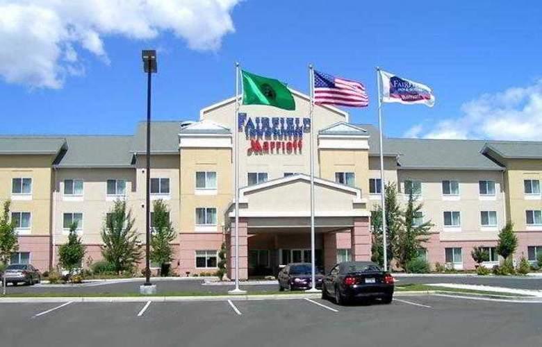 Fairfield Inn & Suites Yakima - Hotel - 0