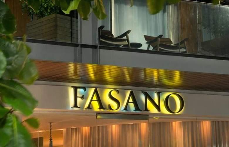 Fasano Rio De Janeiro - Hotel - 0