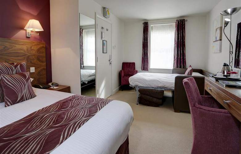 Best Western Mosborough Hall - Room - 162