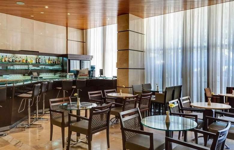 Mercure Apartments Belo Horizonte Lourdes - Bar - 51